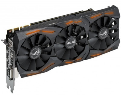 Відеокарта ASUS ROG STRIX-GTX1080-A8G-GAMING Refurbished
