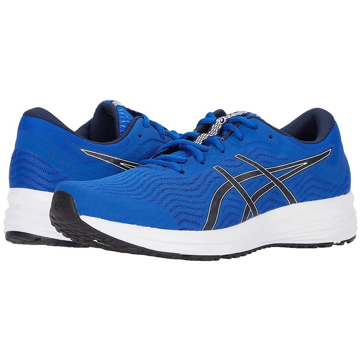 ASICS / Кроссовки Asics Patriot 12 Asics Blue/Midnight, 46.5 (295 мм)