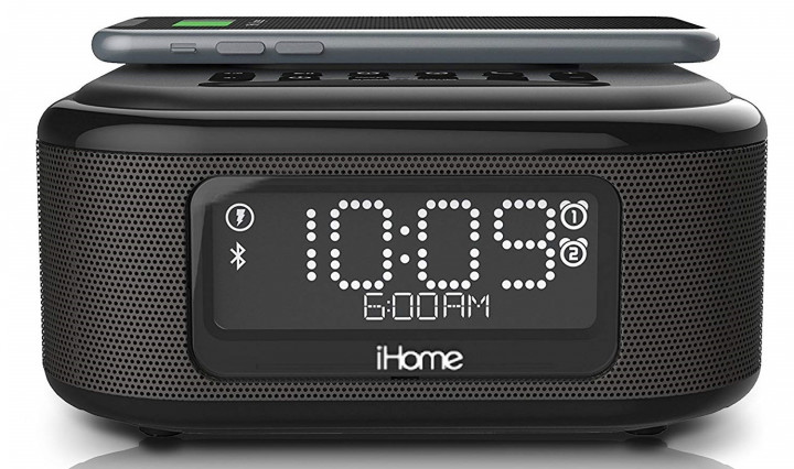 iHome IBTW23B, Qi Wireless Charging, BT, USB, Mic (WY36dnd-256571) - зображення 1
