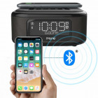 iHome IBTW23B, Qi Wireless Charging, BT, USB, Mic (WY36dnd-256571) - зображення 5