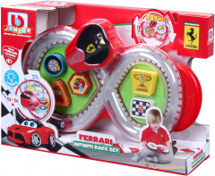 Игровой набор BB Junior Infiniti Race Set (16-81401)