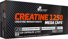 Креатин Olimp Creatine Mega Caps 120 капсул (5901330022340)
