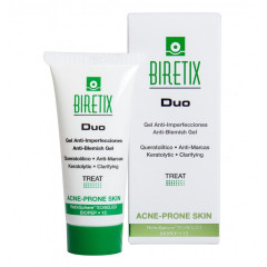 Себорегулирующий гель Cantabria labs Biretix Duo–Purifying Exfoliant Gel Anti-Blemish Gel 30мл