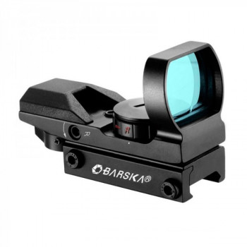 Приціл Barska Multi Reticle 1x (Red/Green) (F00221789)