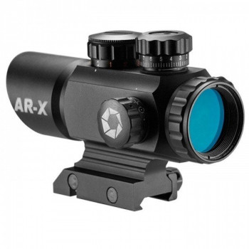 Прицел Barska Multi Reticle AR-X 1x35 (Picatinny) (F00221790)