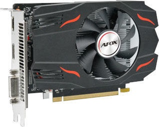 AFOX PCI-Ex GeForce GTX 1650 Super 4GB GDDR6 (128bit) (1485/8000) (DVI, HDMI, DisplayPort) (AF1650-4096D6H1-V3)
