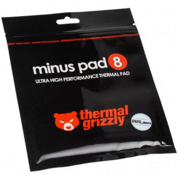 Прокладка Thermal Grizzly Minus Pad 8 120x20x1.0 mm (TG-MP8-120-20-10-1R)