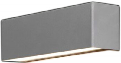 Бра Nowodvorski NW-6354 Straight wall silver XS