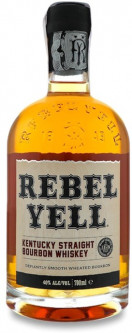Виски Rebel Yell Bourbon KSBW 0.7 л 40% (250011548361)