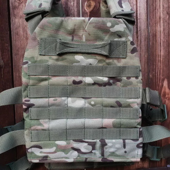 Плитоноска Armoline Plate Carrier MULTICAM