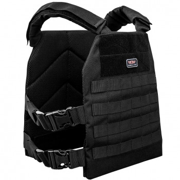 Плитоноска Armoline Plate Carrier BLACK