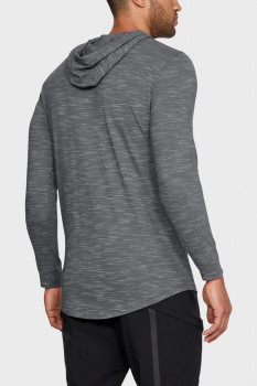 Чоловіче сіре худі SPORTSTYLE CORE HOODIE Under Armour 1306490-040