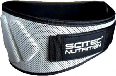 Пояс Scitec Nutrition Belt Extra Support Сірий