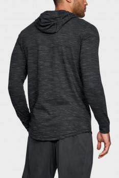 Чоловіче сіре худі SPORTSTYLE CORE HOODIE Under Armour 1306490-001