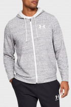Мужское серое худи SPORTSTYLE TERRY FZ Under Armour S 1345776-112