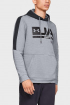 Чоловіче сіре худі TB FLEECE GRAPHIC Under Armour M 1329749-035