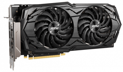 MSI PCI-Ex Radeon RX 5600 XT Gaming MX 6GB GDDR6 (192bit) (1280/14000) (HDMI, 3 x DisplayPort) (Radeon RX 5600 XT GAMING MX)