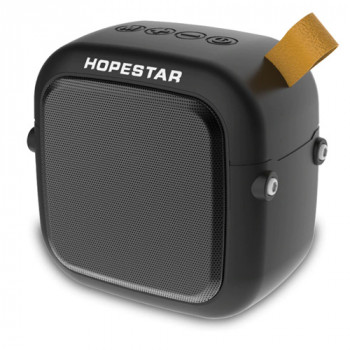 Bluetooth-колонка HOPESTAR-T5 MINI, StrongPower, c функцией speakerphone, радио, black
