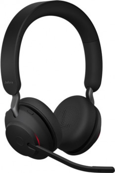 Навушники Jabra Evolve 2 65, Link380a MS Stereo Black (26599-999-999)