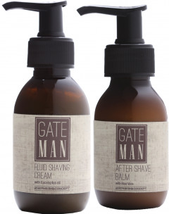 Набор Emmebi Italia Gate Man Shave Set (7290013123343)