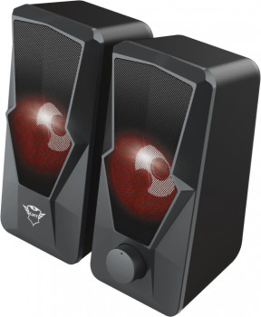 Акустична система Trust GXT610 Argus LED 2.0 Speaker Set Black (23737)