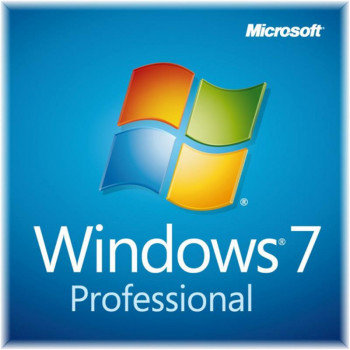 MS Windows 7 Professional SP1 64-bit Russian OEM DVD (FQC-08297)