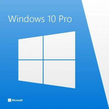 MS Windows 10 Professional 64-bit Russian 1pk DSP OEI DVD (FQC-08909)
