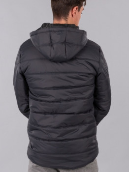Куртка Joma Urban Jacket 100659.150 Темно-сіра
