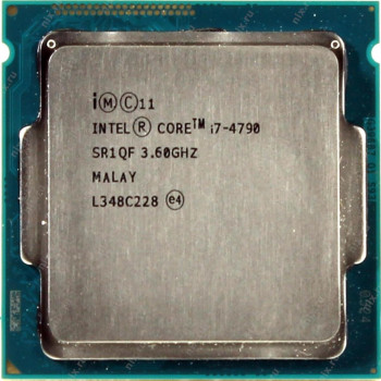 Процессор Intel Core i7-4790 3.6GHz/8MB/5GT/s (SR1QF) s1150, tray