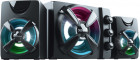 Акустична система Trust Ziva RGB 2.1 Gaming Speaker Set Black (23644)