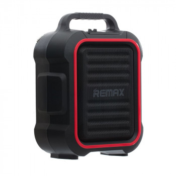Колонка Remax RB-X3 Черная