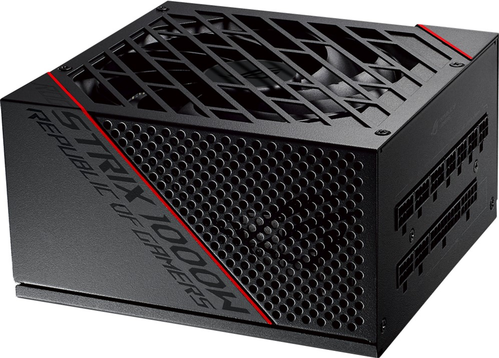 Блок питания ASUS ROG Strix 1000W Gold PSU (ROG-STRIX-1000G)