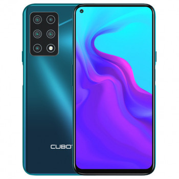 Смартфон Cubot X30 8/256Gb Green (Global)