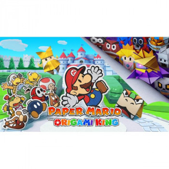 Paper Mario: The Origami King (Nintendo Switch)