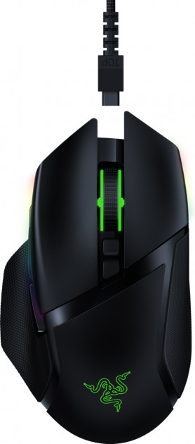 Миша Razer Basilisk Ultimate Wireless Black (RZ01-03170200-R3G1) - зображення 1