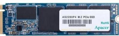 SSD-накопитель Apacer M.2 2280 512GB (AP512GAS2280P4-1)