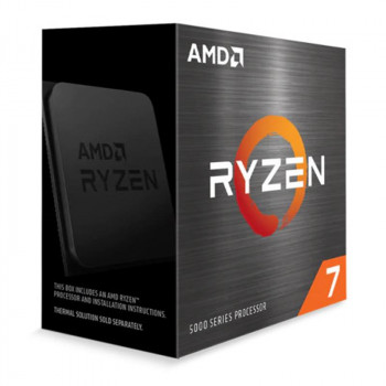 Процессор AMD Ryzen 7 5800X (3.8GHz 32MB 105W AM4) Box (100-100000063WOF)