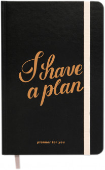 Мини-планер Orner I have a plan Black (orner-1152)