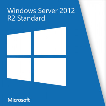 Серверная операционная система Microsoft Windows Server 2012 R2 Standard x64 Russian DVD OEM 2CPU/2VM (P73-06174)
