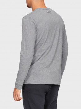 Лонгслів Under Armour UA Sportstyle Left Chest LS 1329585-036
