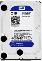 Жорсткий диск Western Digital Blue 2TB 5400rpm 64MB WD20EZRZ 3.5 SATAIII