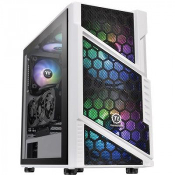 Корпус ThermalTake Commander C31 TG ARGB Snow (CA-1N2-00M6WN-00)