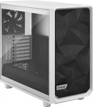 Корпус Fractal Design Meshify 2 Clear Tempered Glass White (FD-C-MES2A-05)