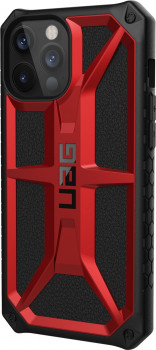 Панель UAG Monarch для Apple iPhone 12 Pro Max Crimson (112361119494)