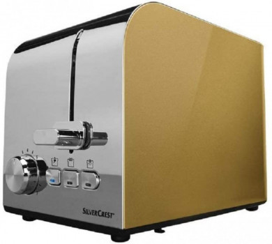Тостер Silver Crest STS 850 D1 Gold