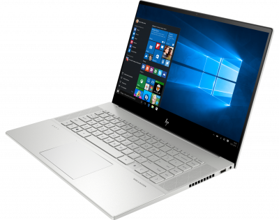 Ноутбук HP Envy Laptop 15-ep0006ur (1U9J1EA) Silver