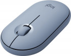 Миша Logitech M350 Wireless Blue Grey (910-005719) - зображення 2