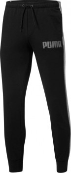 Спортивні штани Puma Contrast Pants FT M CL 85173701 Cotton Black