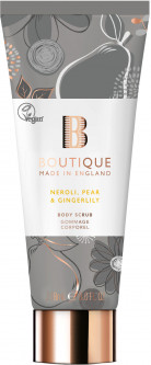 Скраб для тела Grace Cole Body Scrub Boutique Neroli, Pear & Gingerlily 225 г (5055443664703)