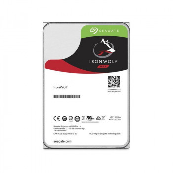 Накопичувач HDD SATA 4.0TB Seagate IronWolf NAS 5900rpm 64MB (ST4000VN008)